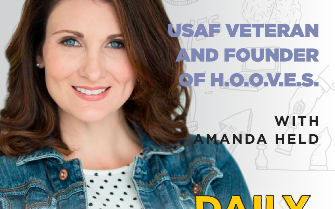 Ep. 76: Horses Healing Veterans | with Amanda Held