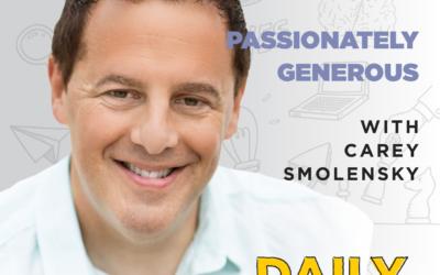 Ep. 081: Passionately Generous   with Carey Smolensky