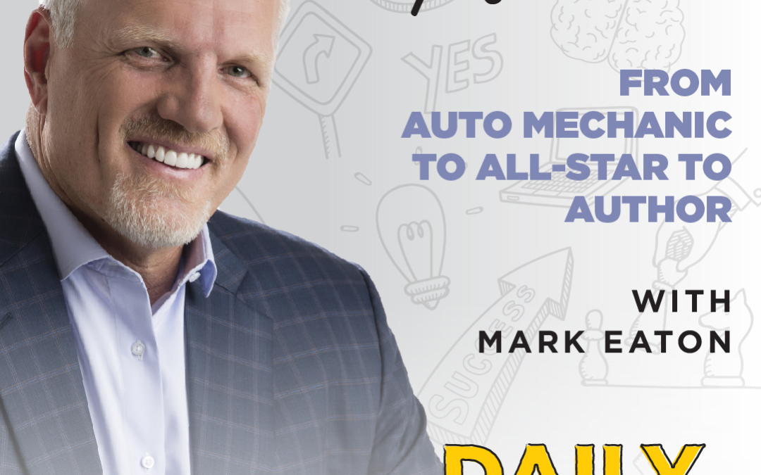 Ep. 108: From Auto Mechanic to All-Star to Author   with Mark Eaton