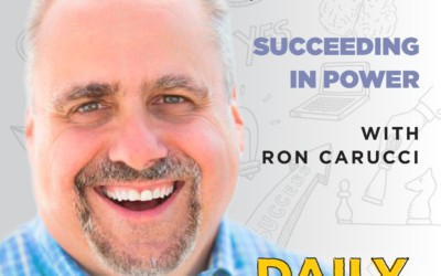 Ep. 68: Succeeding In Power | with Ron Carucci