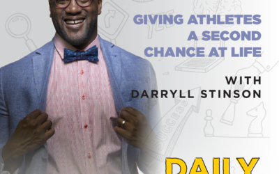 Ep. 177: Giving Athletes a Second Chance at Life | with Darryll Stinson