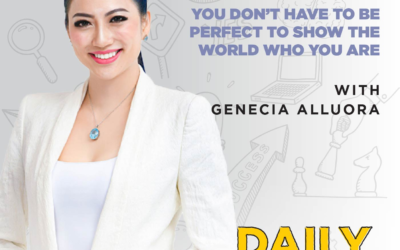 Ep. 187: You Don't Have to be Perfect to Show the World Who You Are | with Genecia Alluora