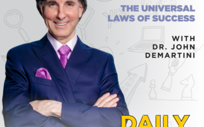 211. The Universal Laws of Success with Dr. John Demartini