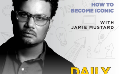 212. How to Become Iconic with Jamie Mustard